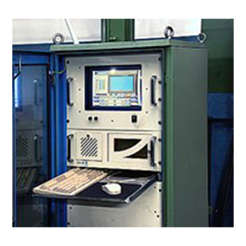 High frequency quenching digital control machine